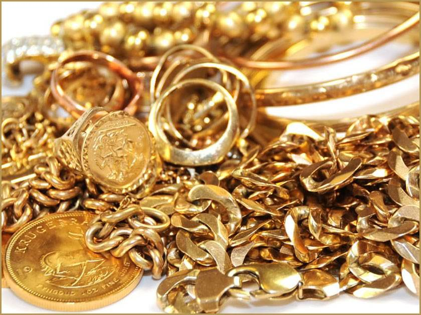 We buy gold & platinum in any condition - top prices paid